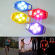 Wholesale ABS Plastic LED Flashing Fun Small Single Bike Light