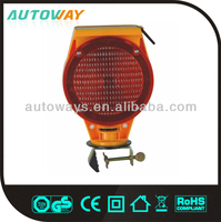 Traffic Barricade Solar LED Tower Warning Light