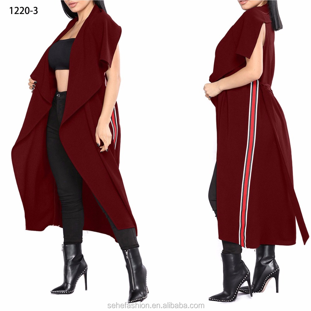 1220-MX3 Wholesale stripe printed high quality 2018 trending hot maxi dress for women abaya фото