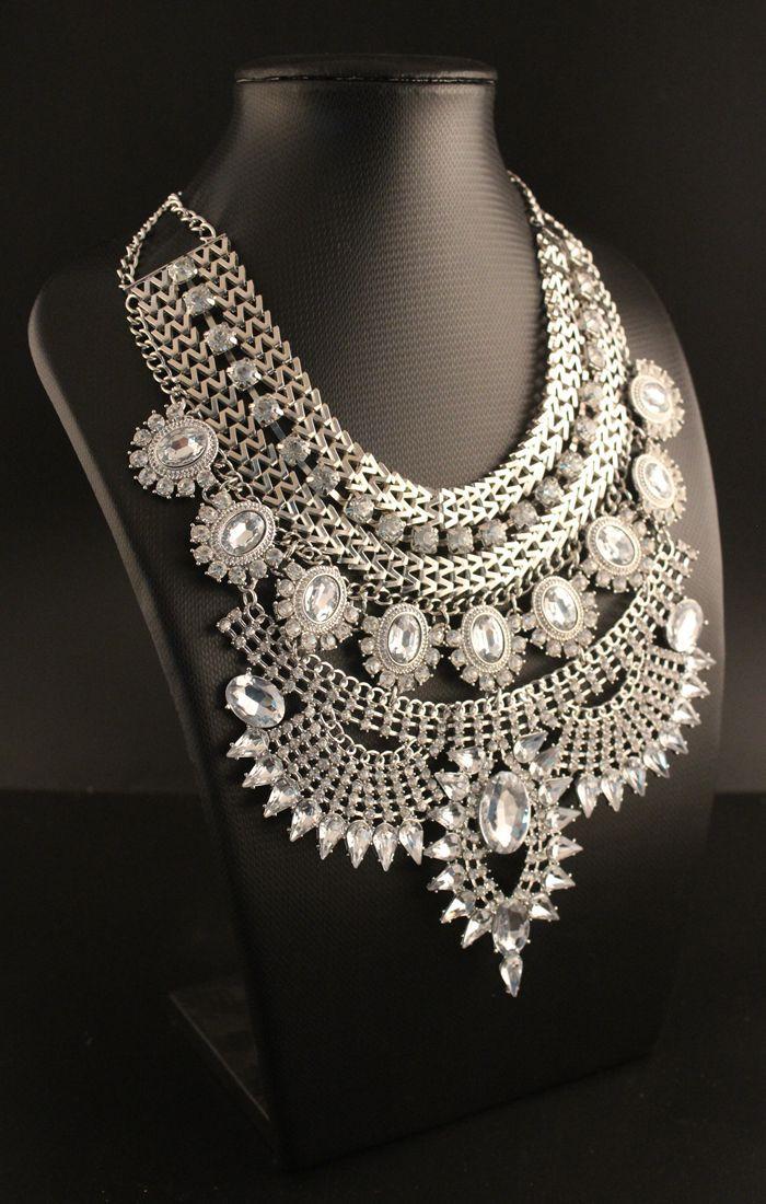 a93974d65a17 Collares grandes y hermosos. - CHULA Y FASHION