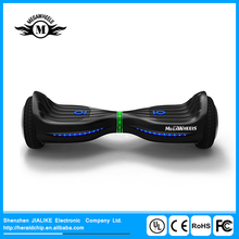 6.7 inch Bluetooth + LED Two Wheel Electric self Balance Scooter / Hoverboard wholesale