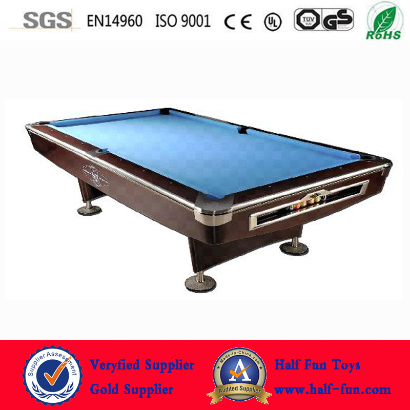 HALF Billiards ( 12 Years Factory ONLY for Billiard / Pool / Snooker Table) New Model Fashion Slate Billiard Table for sale