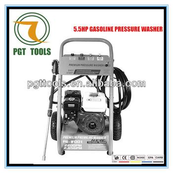 5 5hp 2900psi Gasoline Truck Mount Carpet Portable Engine