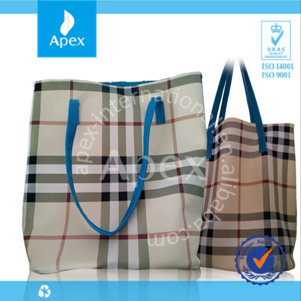 wholesale canvas cheap shopping bags hand bag