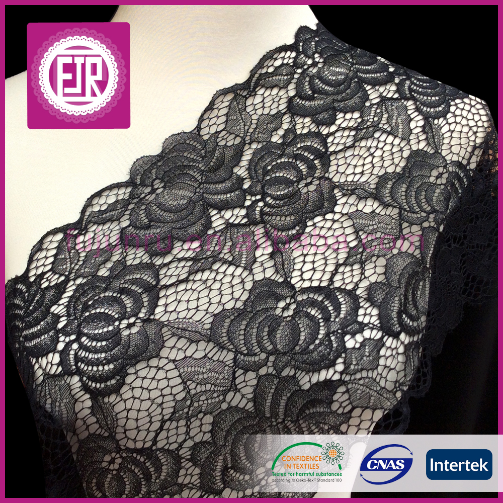 21cm trim lace/lace trim wholesale/stretch lace trim