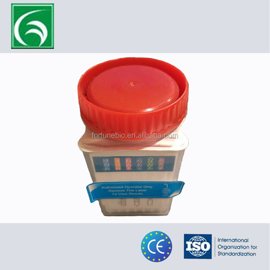 2017 new product The rapid detection of durg of abuse with urine test cup