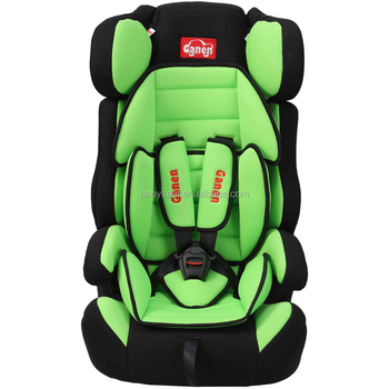 Zhejiang Ganen Baby Car Seat / Child Car Seat With E-mark ...