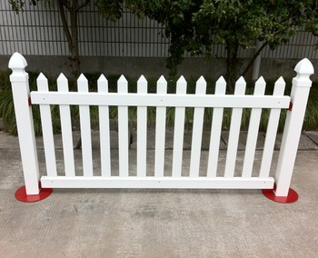 Pvc Free Standing Fencing Buy Free Standing Fencing Pvc