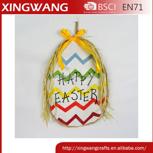 happy easter colorful easter egg easter hanging decoration new idea