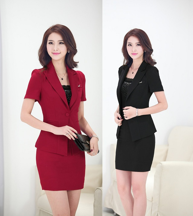 Office Lady Uniform Design - Compra lotes baratos de