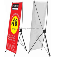 Zhongfa--x banner Ferroalloy X Banner Stand/Portable Exhibition Stand