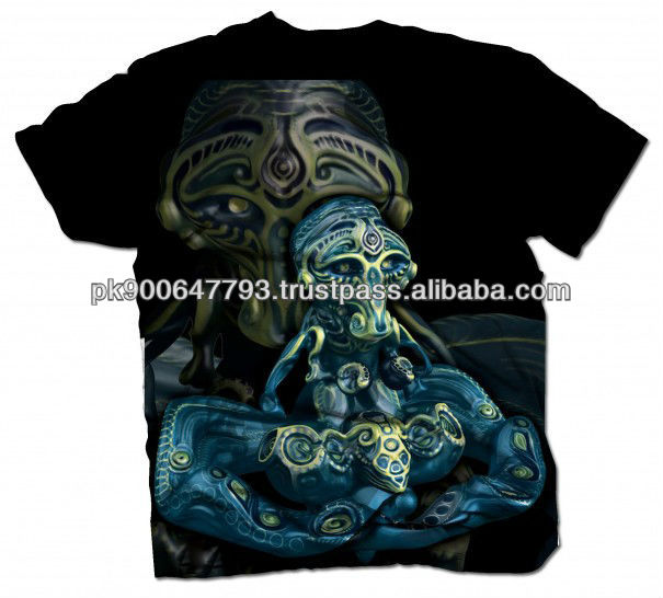Men / Women Sublimation Shirts / 3D Dye Printed Shirts / Urban t shirts