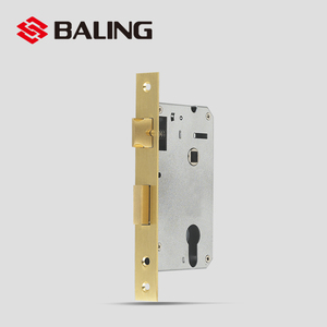 BALING door lock mortise stainless steel material 62*50, anti-pull, anti-plug security mortise lock
