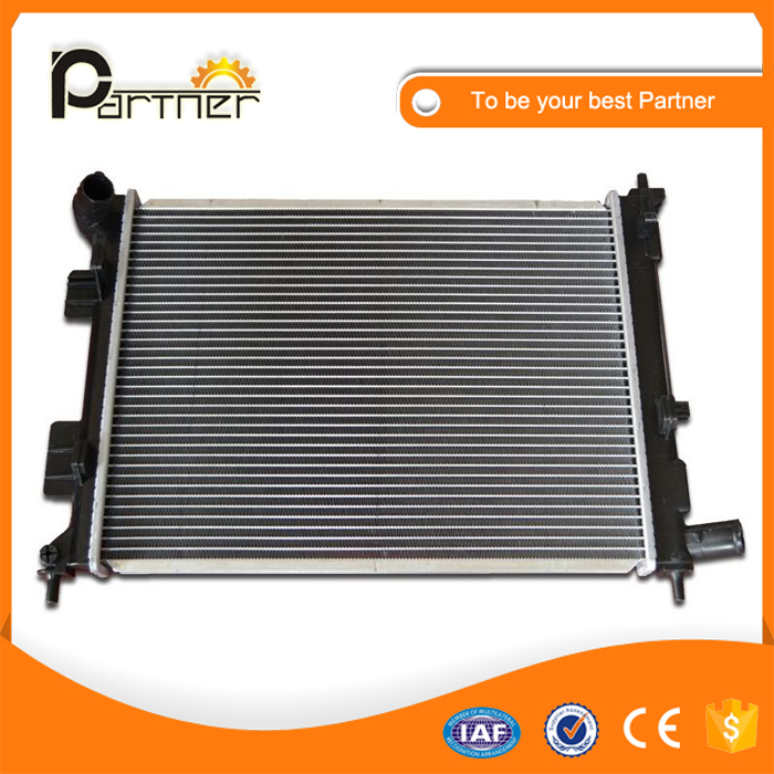 For NS HV10 AT cars coolant radiator oem 214605U000