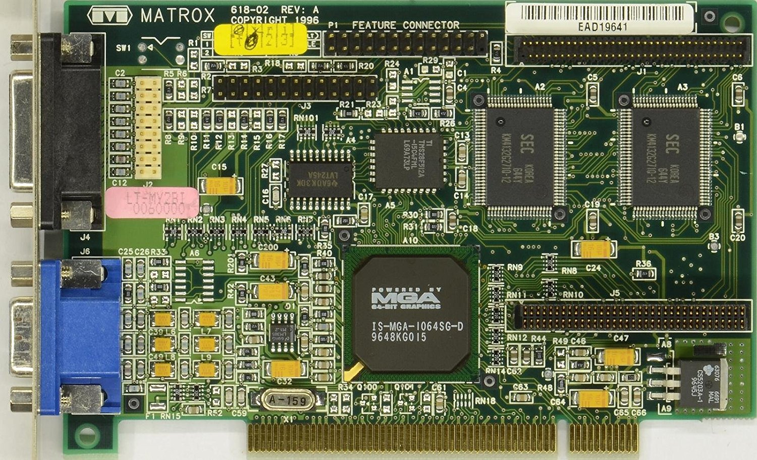 NVidia R8961 Quadro FX3400 PCI-E Dual DVI High Profile 256MB Installed Video Memory Video Graphics Card Compatible Dell Part Number N4083