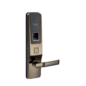 Fingerprint Smart Key Code Door Lock Best Selling Products In America  Password Lock With Invisible Keyless