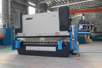 Accurl 8 Axis Cnc Press Brake 100 Tons With Amada Promecam Punch Die  Clamping Delem Da-66t Cnc Control System - Buy Cnc Bending Machine,6 Axis  Cnc