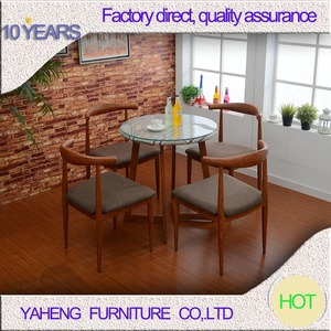 New Designs Fashionable 3pcs Coats wood Coffee Tables Shop Furniture Wholesale