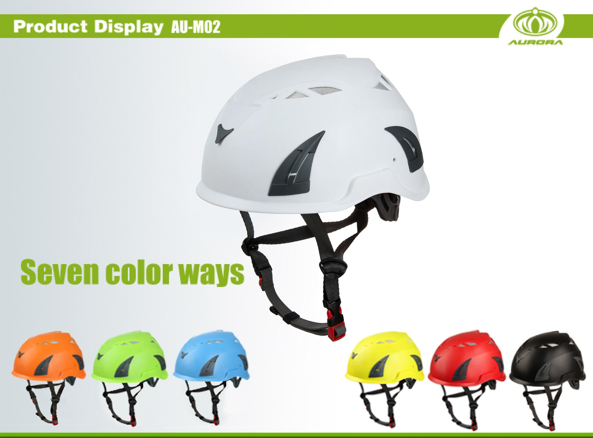European Standard Height Safety Helmet 5