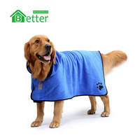 Best Pet poncho robe Cleaning Wholesale Microfiber dog towel soft textile