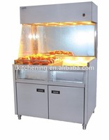 chips machine / chips display warmer / French Fries Warmer