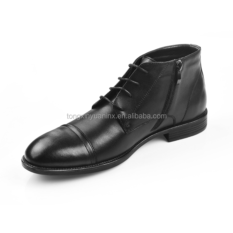 Russian style men shoe new fashion high quality comfortable PU leather casual men shoe