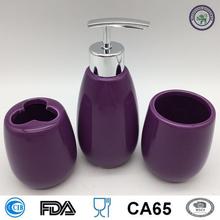 Purple Bathroom Accessories Supplieranufacturers At Alibaba