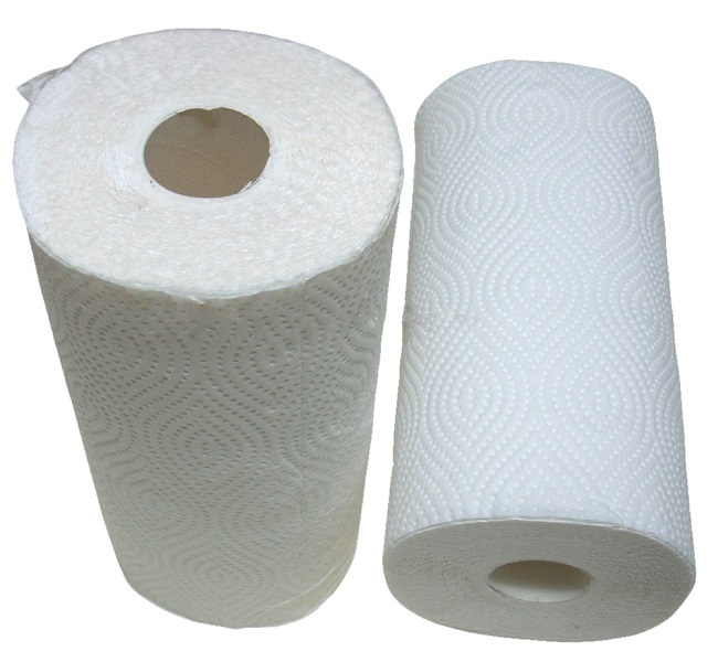 Wholesale white Paper Hand Towel Roll/Kitchen Paper