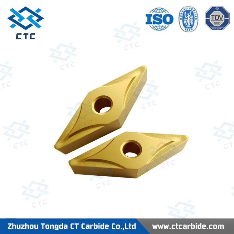Brand new tungsten carbide insert for cnc machine - korea