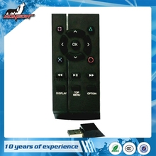 2015 Wholesale Price with Good Quality For PS4 2.4G DVD Media Remote Control
