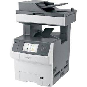 Lexmark X740 X748de Laser Multifunction Printer . Color . Plain Paper Print . Desktop . Copier/Fax/Printer/Scanner . 35 Ppm Mono/35 Ppm Color Print . 2400 X 600 Dpi Print . 35 Cpm Mono/35 Cpm Color Copy . Touchscreen . 600 Dpi Optical Scan . Automatic Duplex Print . 650 Sheets Input . Gigabit