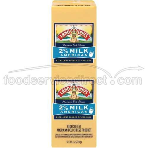Buy Land O Lakes Sharp American Yellow Process Cheese Slice