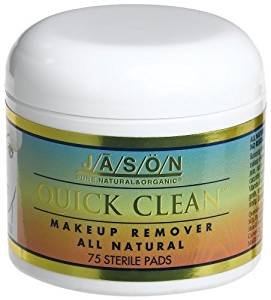 Jason Natural - Quick Clean Makeup Remover - 75 pads by Jason Natural