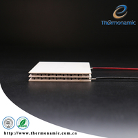 Multistage Peltier Thermoelectric Cooler TEC2-127-127-06