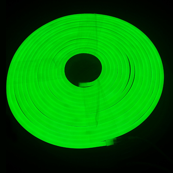 Best Price Outdoor Rope Lighting Flexible Jump Mini Led Neon Flex Green Color Strip Lights