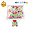 Halal 70g Bear shape fruit jelly cup pudding candy