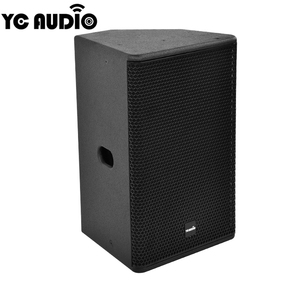 China manufacturer monitor audio speakers sound system la stage speakers