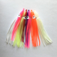 FUNADAIKO Custom Octopus Squid Skirt Lures Bait Hoochies Saltwater Soft Fishing Lures