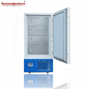 CE Approved vaccine chemical reagent Cryopreservation ultra low temperature refrigerator fridge better price
