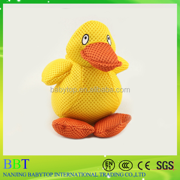 Hot selling floating yellow duck tub town bath toy organizer