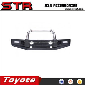 4x4 Offroad Bull Bars for Toyotas Prado LC120 Front Bumpers