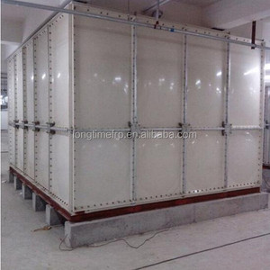SMC/FRP/GRP water storage tank, Assembled panels water tanks for agriculture/farm/household/factory