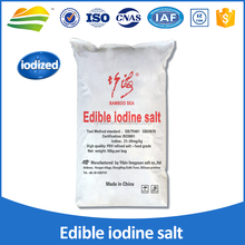 Iodine Edible Salt