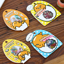1 Pc / Pack New Japan Mr Lazy Egg Series Scrapbooking Diy Stationery Deco Sticker Pack/office School Supplies