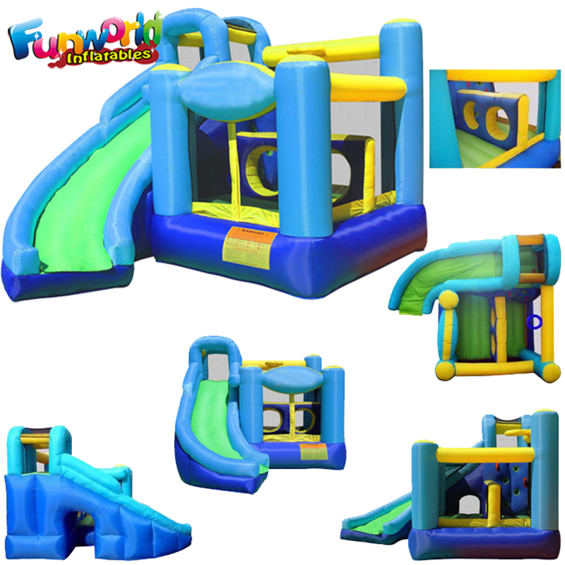 Inflatable manufacturer direct sell mini bouncer jumping house for kids