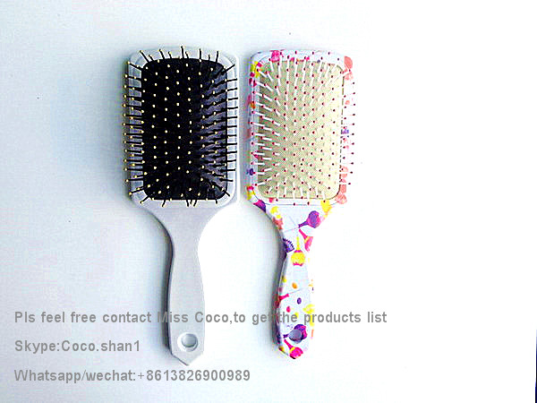 Factory Directly hair brush shenzhen With Good After-sale Service many disgns welcom to ask hair accessories products list