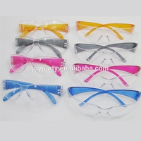 Adult and children plastic glasses Safety Goggles for fireworks viewing