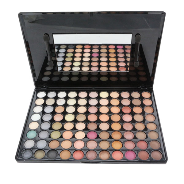 88 color fashion eyeshadow palette for women makeup cosmetics