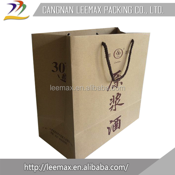 China Supplier High Quality Sack Kraft Paper Cement Bag