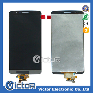 Discount original quality display for lg g3 lcd screen replacement, original lcd digitizer for g3 bulk buy from china